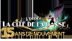 La Cité de la Danse Logo